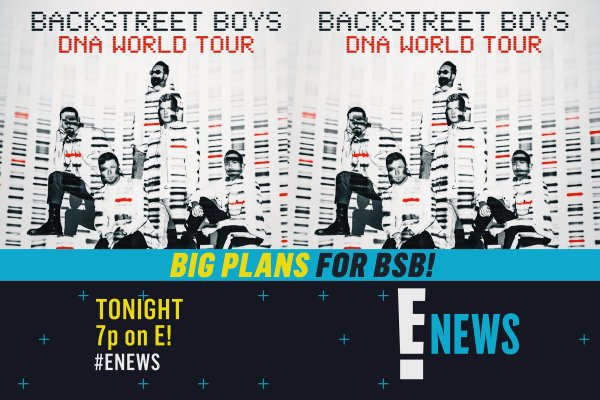 RT @enews: The Backstreet Boys are back (alright) to tell us their big announcement tonight on #Enews. https://t.co/OTEaOYW5vi