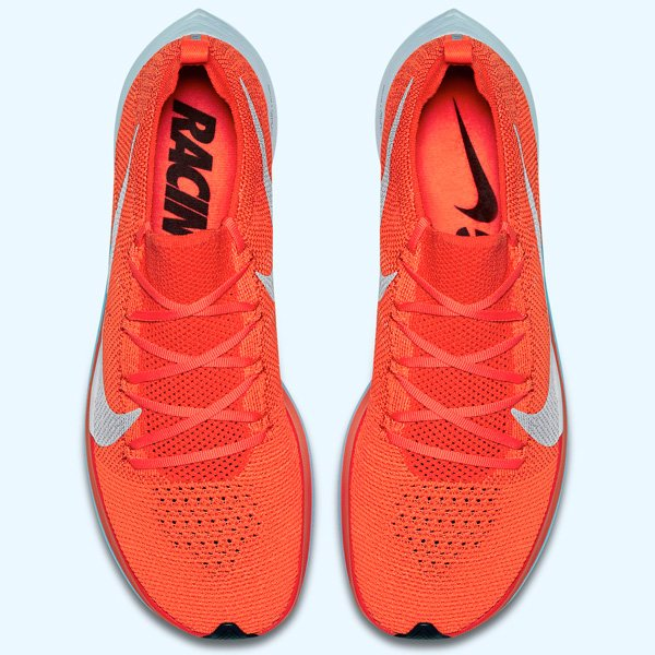 1dc160e7d52e3 ... on RESTOCK for the bright crimson ice blue Nike Zoom Vaporfly 4%  Flyknit (w  ZoomX cushioning) FREE shipping -  http   bit.ly 2E0jyS4 pic. twitter.com  ...