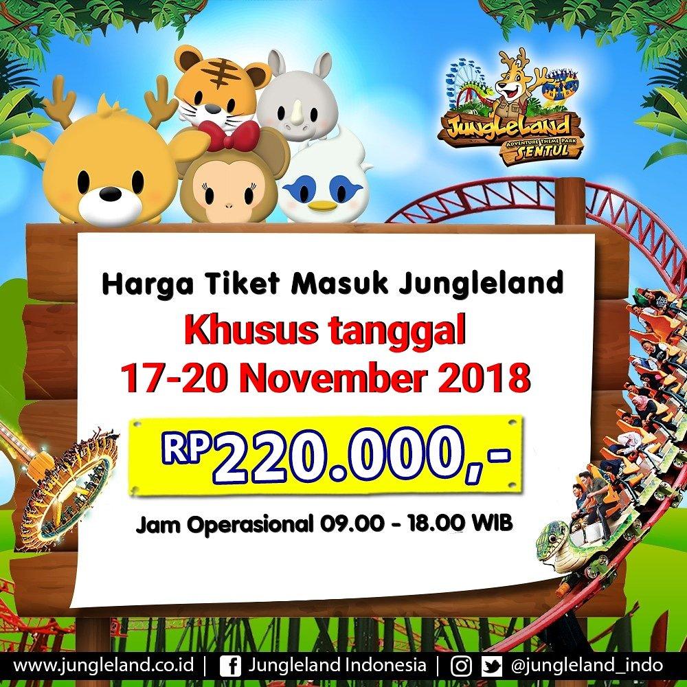 Jungleland Themepark On Twitter Penting Ingin Bermain Di