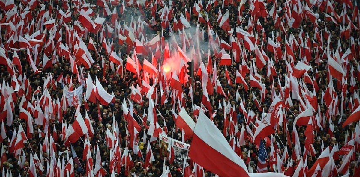 La Pologne indépendante, l'autre centenaire https://t.co/xeTfeKs54P
