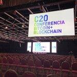 Image for the Tweet beginning: Todo pronto para el #C20!