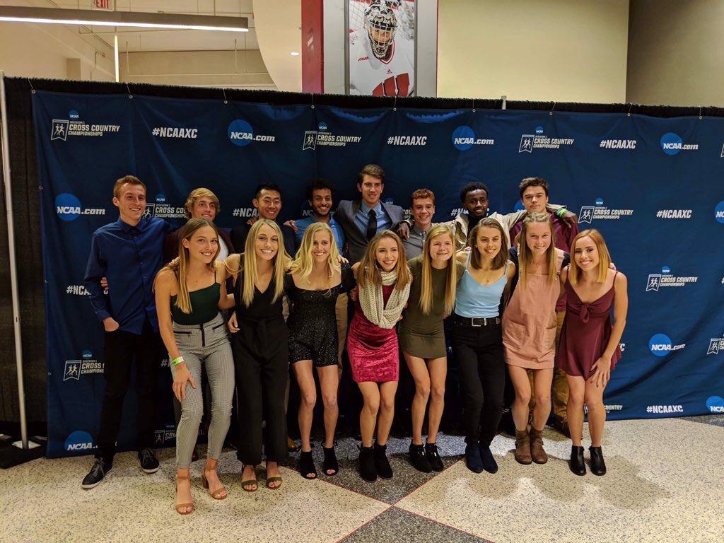 RT @BroncoSportsXC: Great time at the NCAA banquet! #BleedBlue #ncaaXC https://t.co/UFBBZ4izjA
