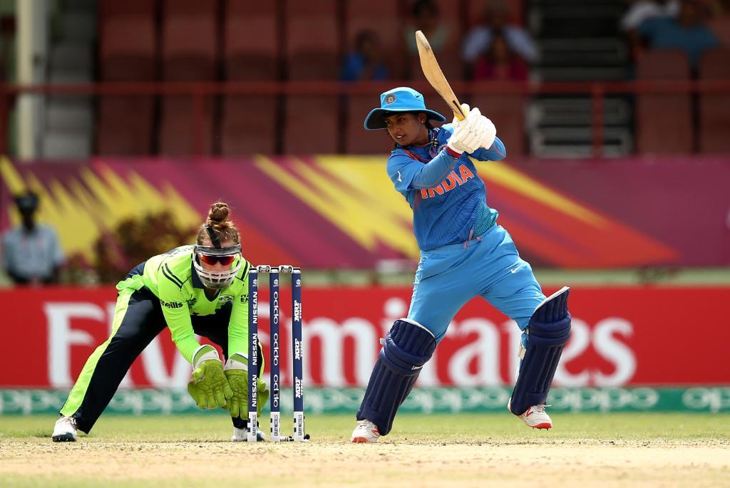 ICC Women's World T20: India Crush Ireland To Advance To Semifinal 1