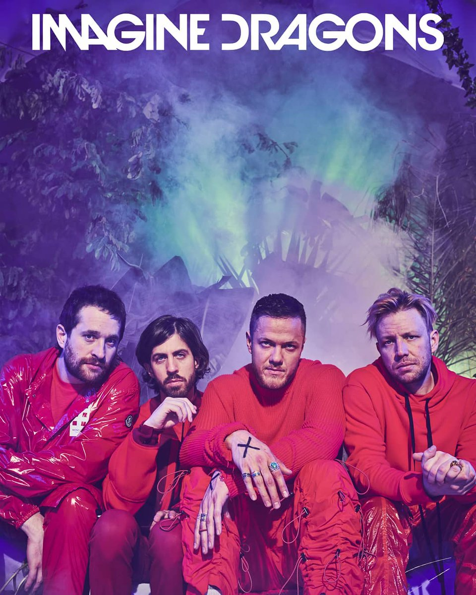Do you have a fave track off @Imaginedragons' new album #Origins?? ⭕️ >> https://t.co/LV4W0XejFY https://t.co/jqbZ85E2Uf