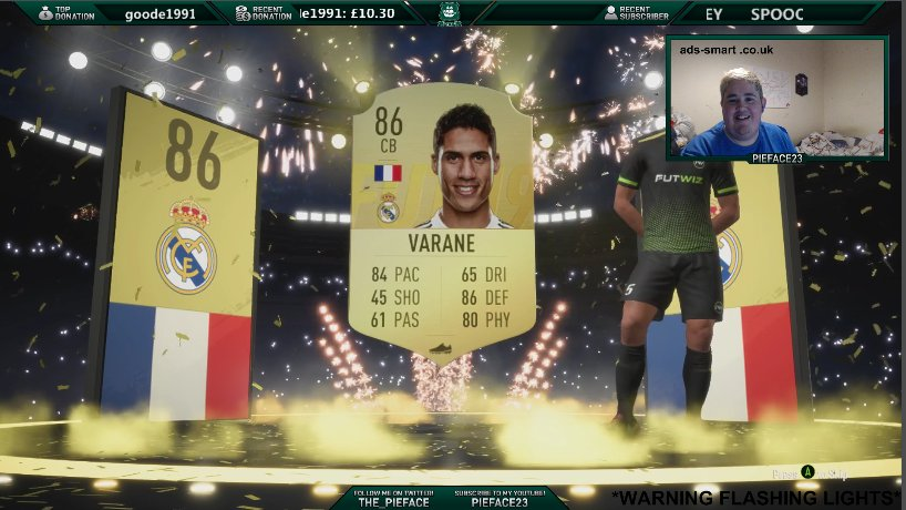 What a start! Is the pack luck changing?