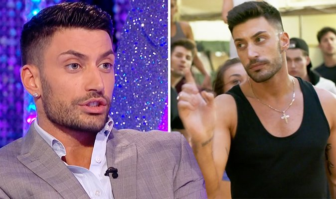 #Strictly drama as pro 'makes a move on Giovanni Pernice's girl' https://t.co/j31WT9chlY