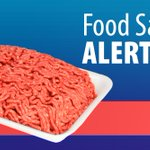 Image for the Tweet beginning: GROUND BEEF RECALL: Check your