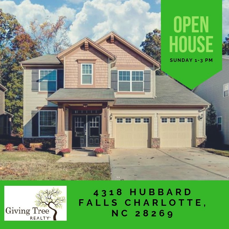 test Twitter Media - Call Allison MacDowell for more information at 704-996-0957  #charlottehomes #nchomes #ncrealestate #charlotterealestate #givingtreerealty https://t.co/GVQBr7BewI