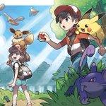 Release Pokémon: Let's Go, Pikachu en Let's Go,Eevee! https://t.co/RmFnmaNxFR