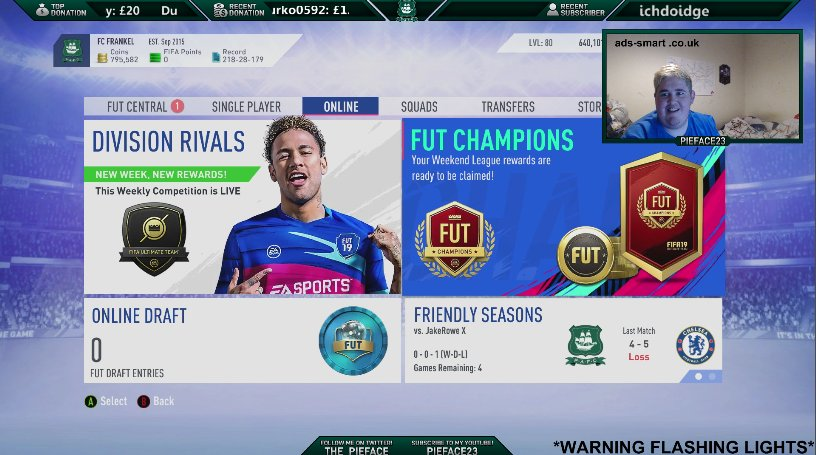 Champs Red picks then 115 SBC Tradeable packs, any icons about? twitch.tv/pieface23