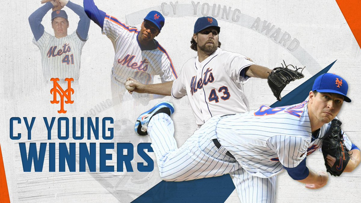 Welcome to the club! Jacob deGrom joins elite company. #Mets