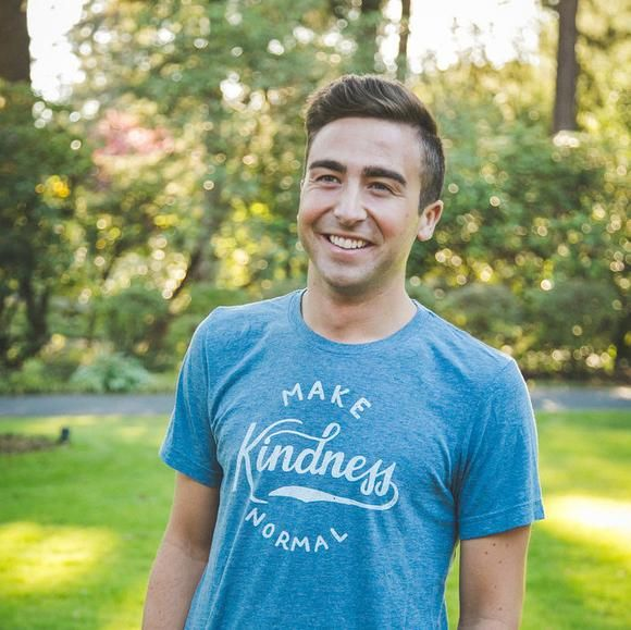Do you Make Kindness Normal? Check out these shirts! buff.ly/2pWRuFl