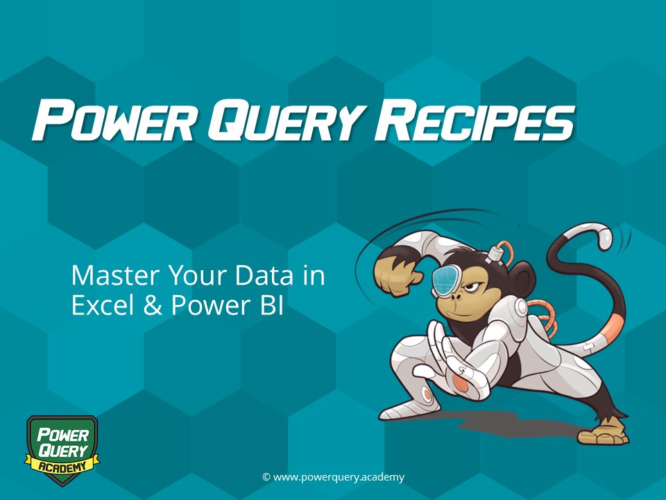 Power Query Training on Twitter: