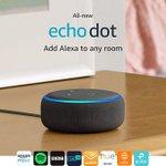 Image for the Tweet beginning: All-new Echo Dot (3rd Gen)