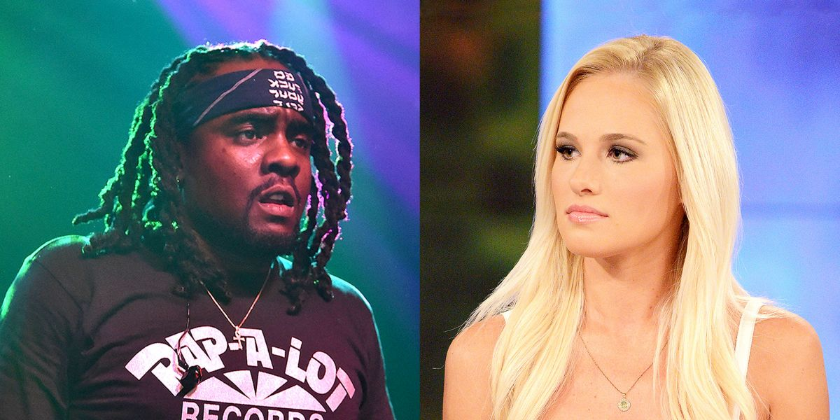 Wale Defends Michelle Obama Against Tami Lahren: 'You're Threatened by the Power of Black Women' https://t.co/JdlcF02t1G