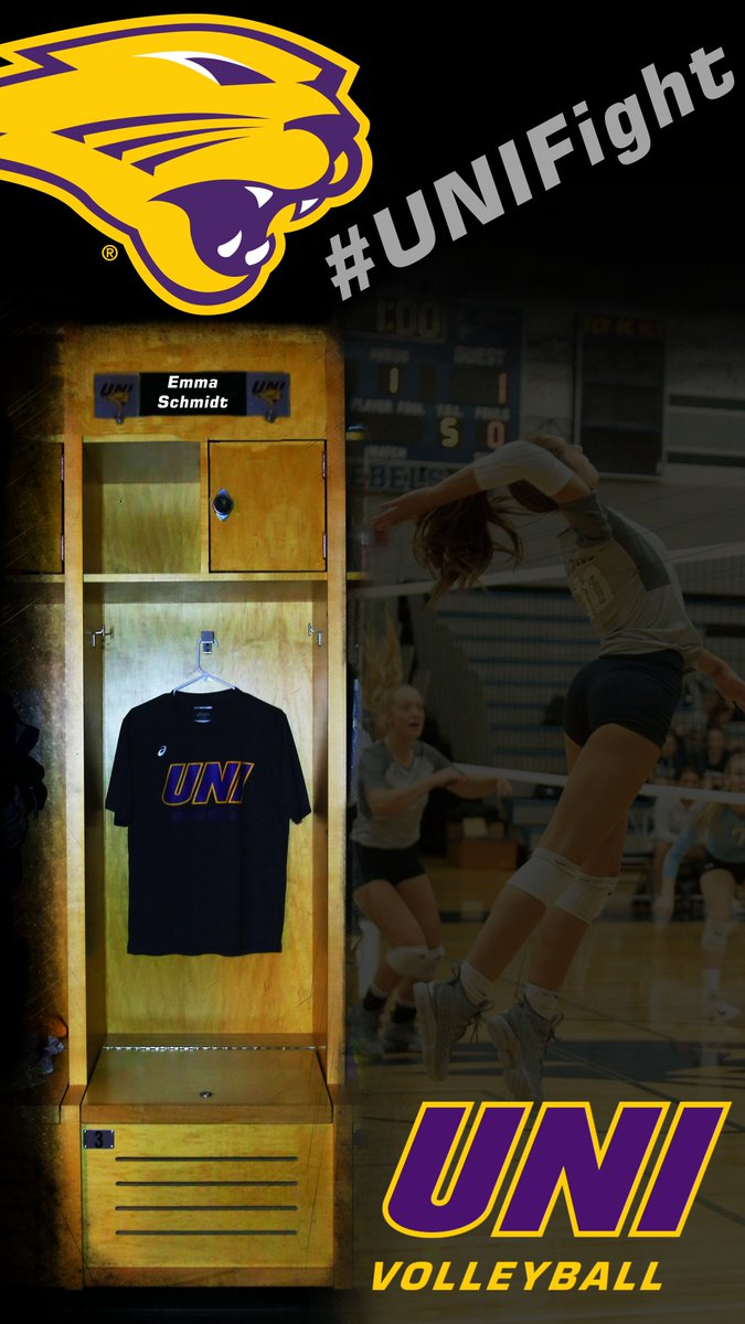 Univolleyball On Twitter Maple Grove Mn Cedar Falls Ia Join Us In Welcoming Outside Hitter Emma Schmidt To The Panther Family Congratulations Emma Unifight Https T Co 87wg5qpvb3