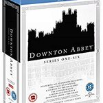 Image for the Tweet beginning: Downton Abbey: The Complete Collection