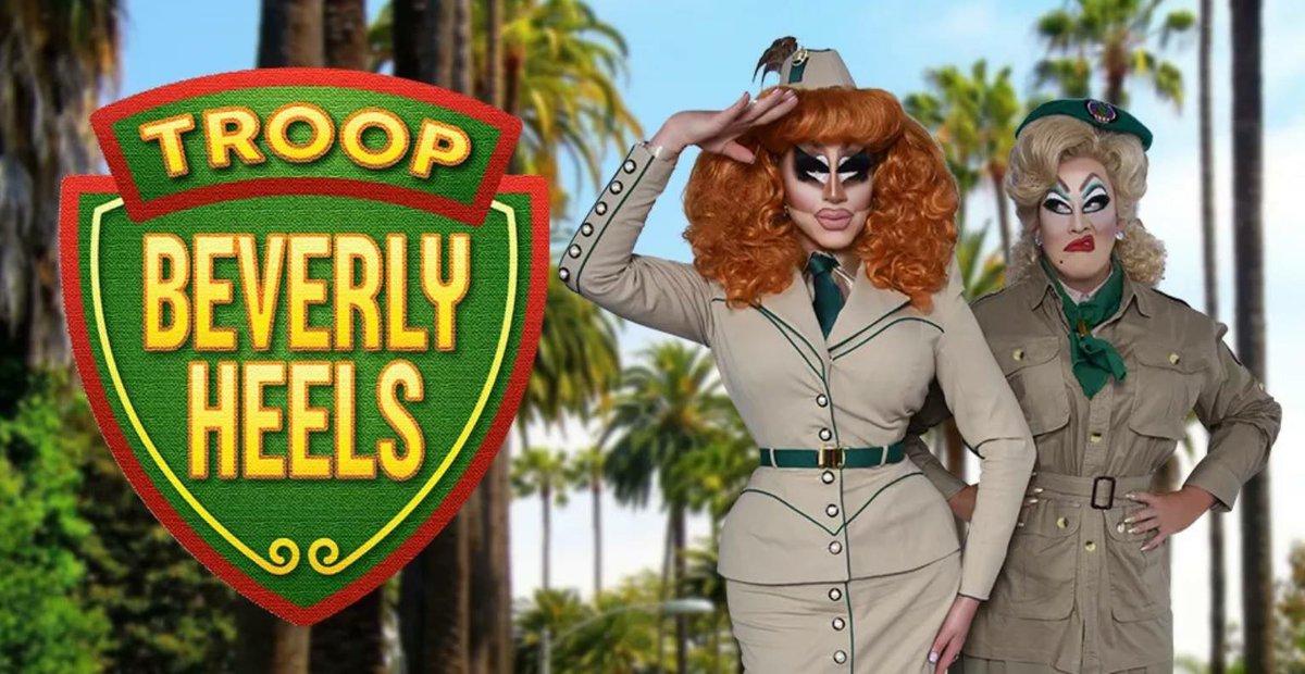 LA! Come see this fantasy! @PeachesChrist