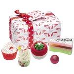 Image for the Tweet beginning: Bomb Cosmetics Merry Kissmass Handmade