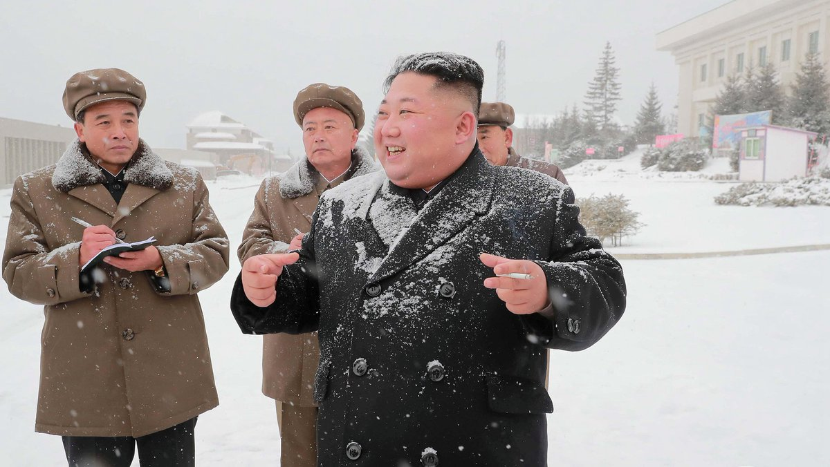 #DPRK leader Kim Jong Un supervises test of new tactical weapon, calling it another great project done to 'increase the defense capability of the country,' reported KCNA, the country's state media https://t.co/rG4wXXrW75