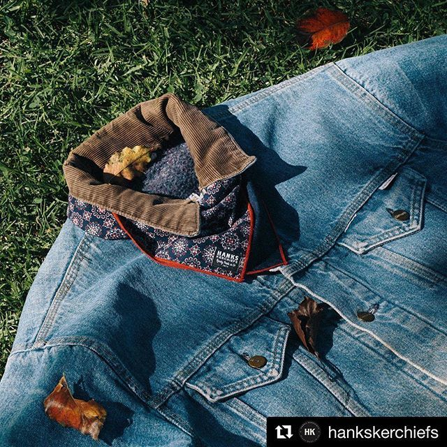 Launching our Fall 2018 @HanksKerchiefs collection with the best quality fabrics made right here in the USA🇺🇸 Pictured here is the EARL kerchief.  Link in Bio #readymade #kerchiefs #notabandana #hankskerchiefs #beready https://t.co/qRDSkxjjZa