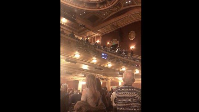 Man yells 'Heil Hitler, Heil Trump' during Baltimore performance of 'Fiddler on the Roof' https://t.co/4AyarwVXsA