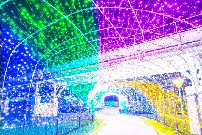 [明日から開催] 熊本・グリーンランドのイルミネーション「光のファンタジー」日本最長100mのアニメイルミネーション - https://t.co/0tK3ysCkyK