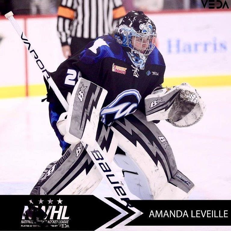 This weekend is the 10u/12u girls tournament 12 visiting teams! @WhitecapsHockey goalie  @MandyLeveille29   will be attending on Sunday handing out trophies and skating with the teams later that day! #girlshockeyrules #tigerpride #rollcaps