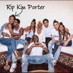 RIP Kim Porter Twitter Photo