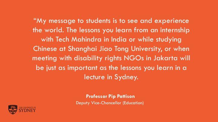 University Of Sydney Sydneyuni Twitter