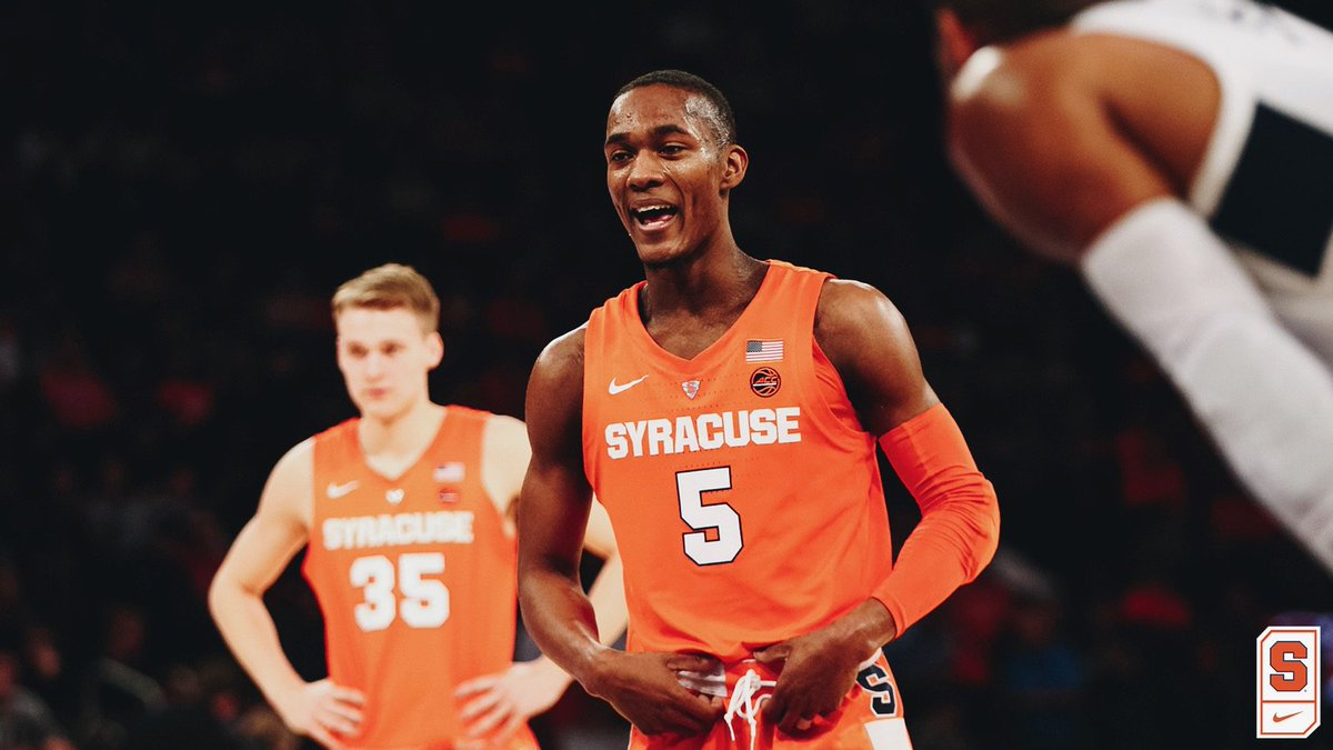 huge selection of bf4f0 0601f Syracuse Basketball on Twitter: