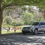 Image for the Tweet beginning: The Mercedes-Benz GLC 300 4MATIC