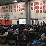 Image for the Tweet beginning: What a great turnout @BishopReding