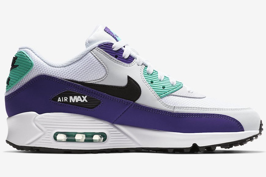 Nike Goes for Grape With its Latest Air Max 90 Colorway https://t.co/nlVuP5hbrz