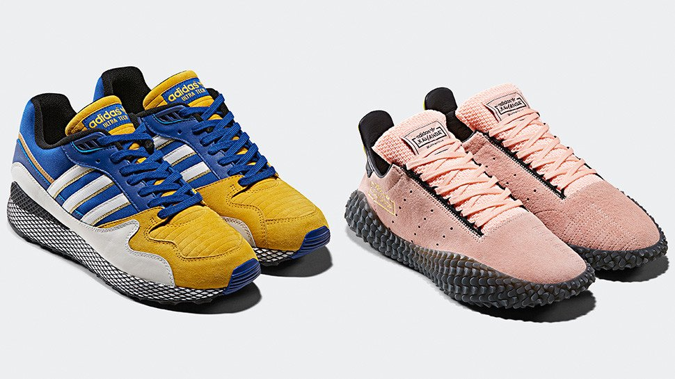 If you want to rep Majin Boo or Vegeta, Adidas has you covered with new kicks: https://t.co/VCcuXz04hx https://t.co/ZUYVWyVrrY