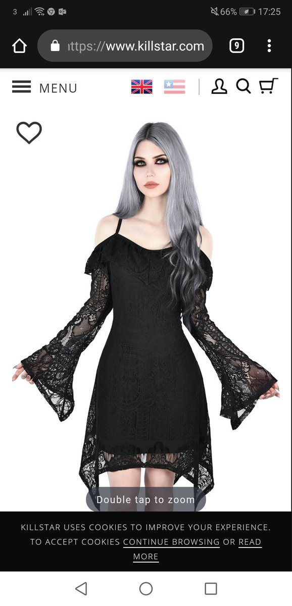 @BillieTrixxx @TwitchLondon Actually not this time! I bought a cute dress 😍