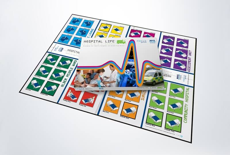Board games can help medicine and healthcare as well. Check out these 5 games that are not only entertaining but could also facilitate teamwork and cooperation in hospitals: https://t.co/voTuh9gb1q