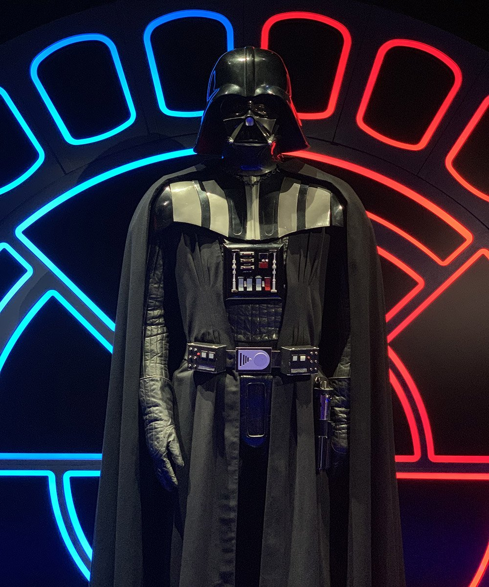 Maas Maasmuseum Twitter Tpac Some Rca Converter Wiring Diagram Dark Side Who Would You Be In The Star Wars Universe Find Out While Experiencing Costumes And Props From Lucasfilm Archives
