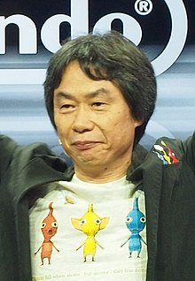 Happy Birthday to Shigeru Miyamoto! Thank you for creating one of my favorite IPs of all time, Mario