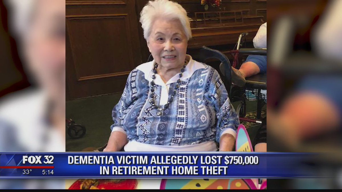 Local retirement home workers accused of taking $750k from woman with dementia https://t.co/qFAA0LIndC @LarryYellen reports