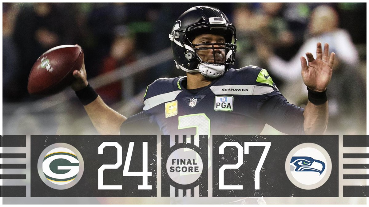 Russell Wilson out-duels Aaron Rodgers for a HUGE win in Seattle!
