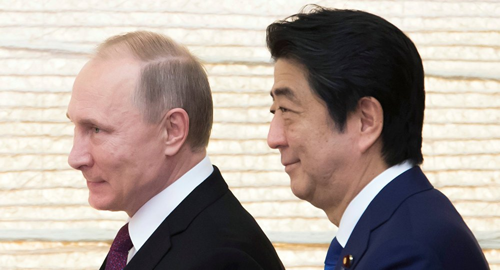 #Abe promised #Putin no US bases on disputed islands if receives areas - reports https://t.co/hTYu81FQ7i