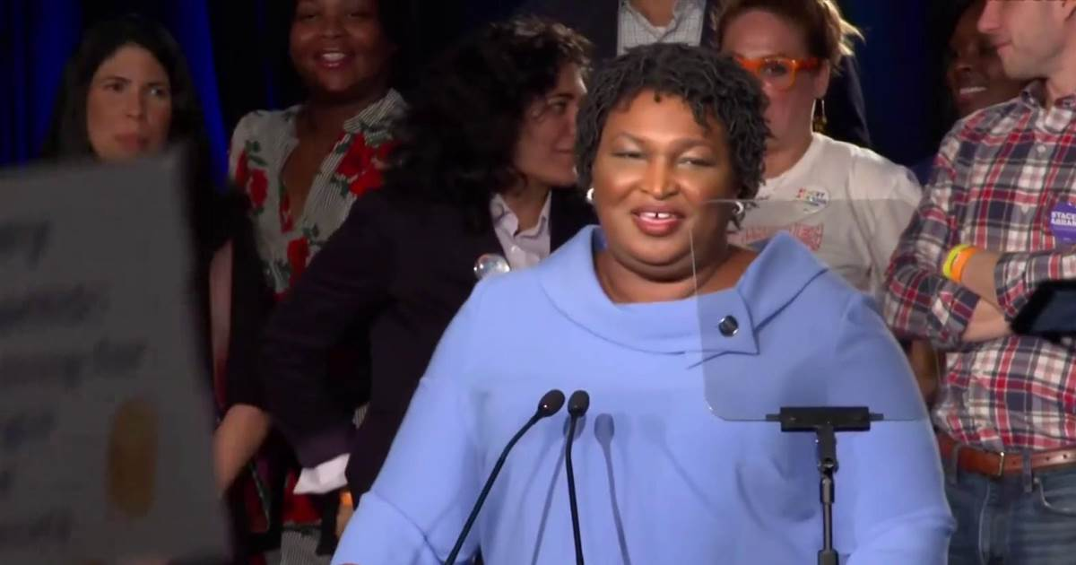 WATCH: Abrams has 'tall hill to climb' in fight for Georgia election recount #MTPDaily   https://t.co/koxWK7FKCx