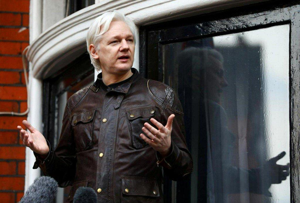 U.S. prosecutors get indictment against Wikileaks' Assange: court document https://t.co/t02mge6jQC
