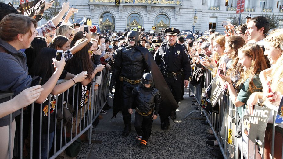 'Batkid' Miles Scott is healthy and cancer-free https://t.co/cky6xwLByg