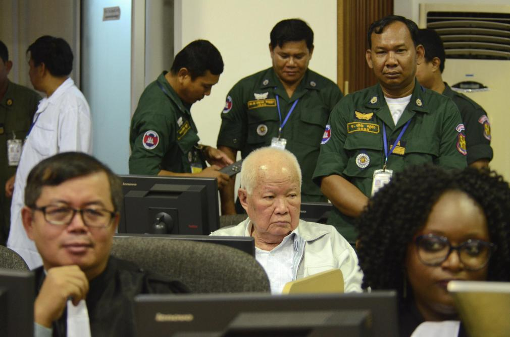 Le «génocide» khmer rouge reconnu pour la première fois par le tribunal international https://t.co/3v30WOcsH1