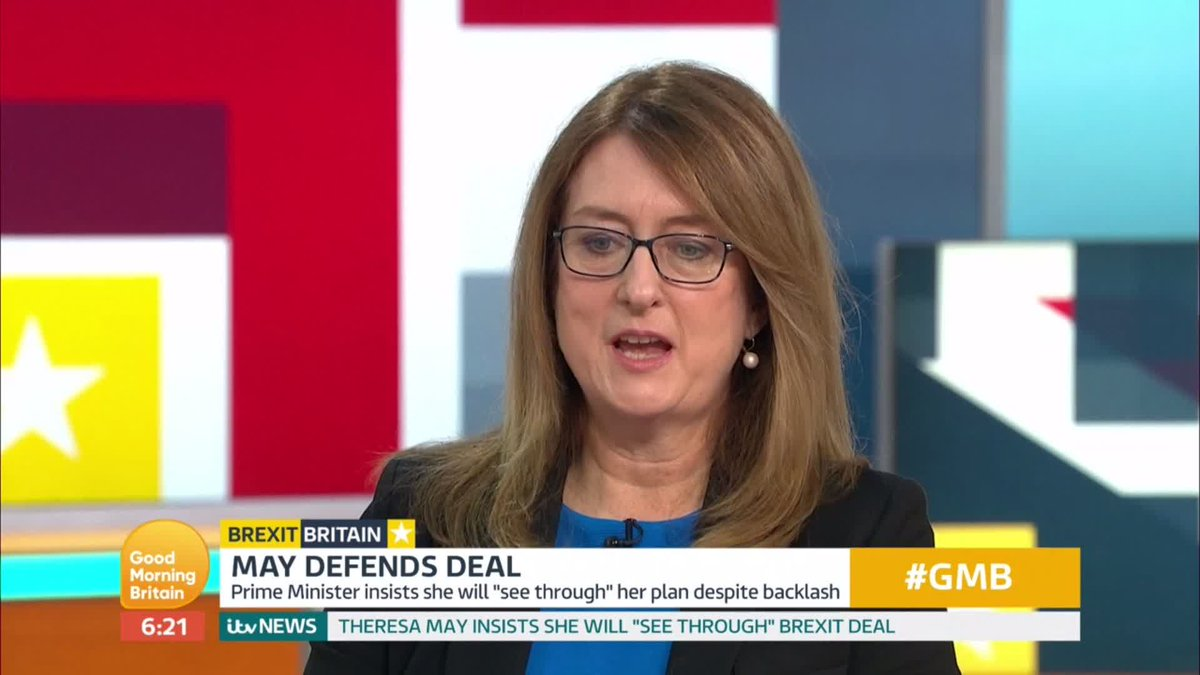 Former home secretary Jacqui Smith explains the challenges Theresa May faces, but speculates every time shes down and out, she carries on.