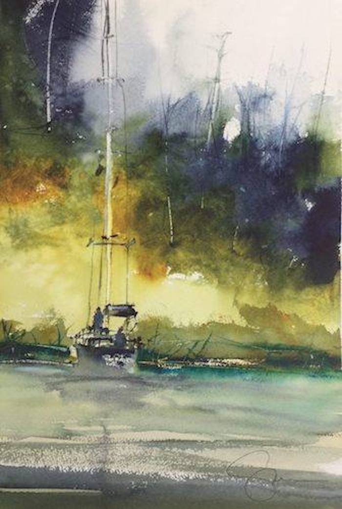 Tall Order ~ Artist, @GriggsArt   Fine #art tips and a fantastic free watercolour lesson with Steve Griggs on Colour In Your Life!   https://www. youtube.com/watch?v=Xbt8bN pfcxk &nbsp; …   #artisttowatch #artoftheday<br>http://pic.twitter.com/PmrXl8gnWV