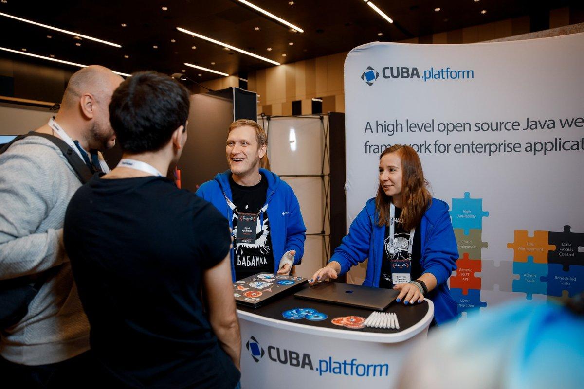 CUBA platform on Twitter: