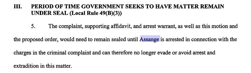 Resources US government v @wikileaks:  1) Timeline: https://t.co/LswVTHOMjB 2) Overview: https://t.co/Mb6gXlz7QS, https://t.co/s8RhCHjSaL 3) Lawyers: @julianassange, ,@suigenerisjen @AssangeLegal